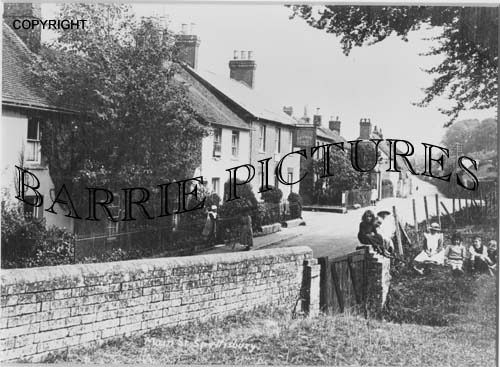 Spettisbury, Main Street c1910