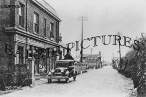 Spettisbury, High Street c1930