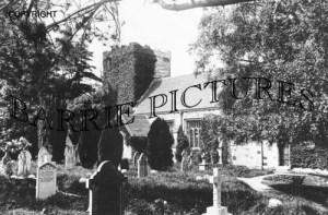 Spettisbury, Church c1910