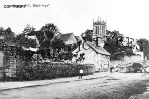 Stalbridge, Church Hill c1910