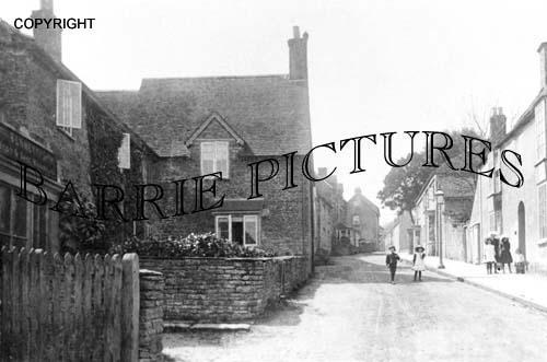 Stalbridge, Gold Street c1910