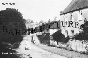 Stourton Caundle, Village c1910