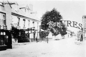 Sturminster Newton, Village c1910