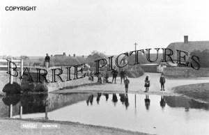 Tarrant Monkton, Village c1910