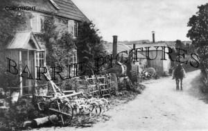 Thornford, Blacksmiths c1900