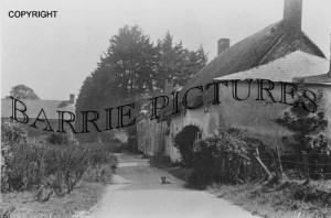 Winterborne Kingston, Village c1900