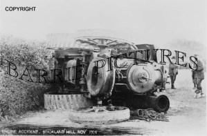 Winterborne Stickland, Engine Accident 1904