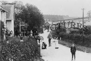 Winterborne Whitechurch, The Milton Arms c1910