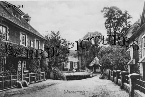 Witchampton, c1910