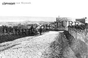 Wyke Regis, The Castle c1910