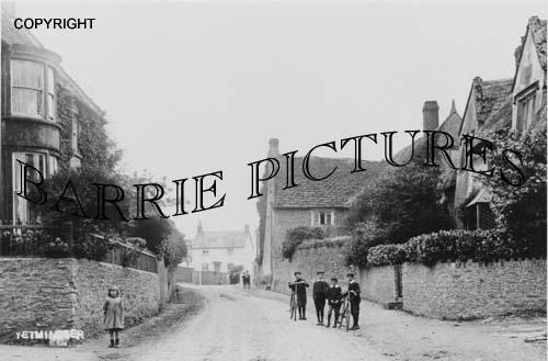 Yetminster, Village c1910