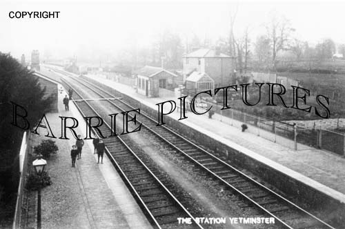 Yetminster, Station c1910