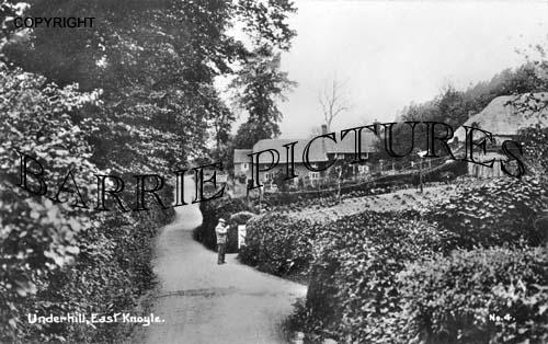 East Knoyle, Underhill c1910
