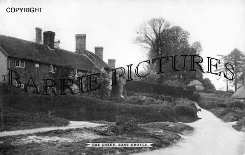 East Knoyle, The Green c1915