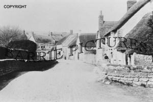 Burton Bradstock, Village c1890