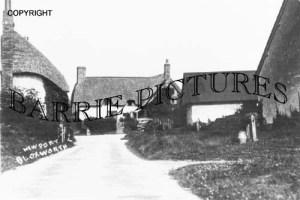 Bloxworth, Village c1925