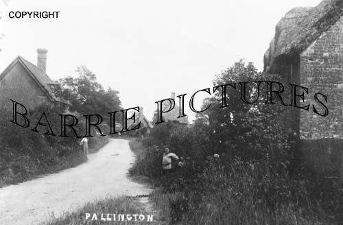 Pallington, Village c1910
