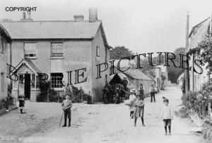Piddletrenthide, Village c1890