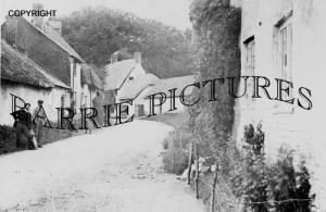 Tolpuddle, Village c1900