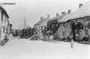 Stour Provost, Village c1890
