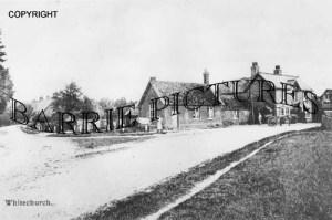 Winterborne Whitechurch, Village c1890