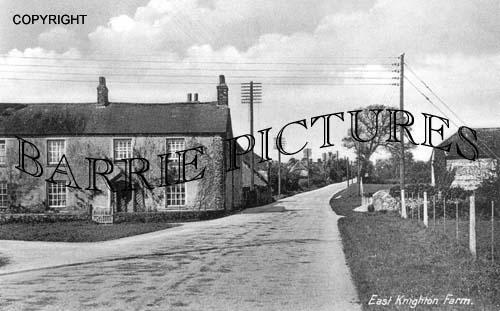 East Knighton, Farm c1930