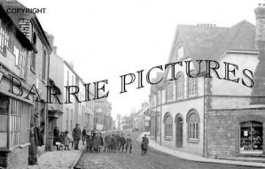 Stalbridge, Post Office c1890