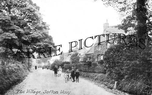 Sutton Veny, Village c1930