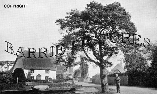 Wick, Village c1910