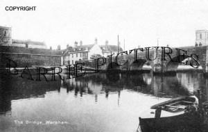 Wareham, The Bridge c1940
