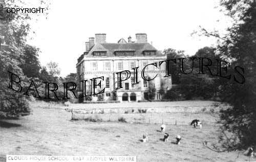 East Knoyle, Clouds House School c1960