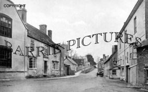 Stalbridge, Church Hill 1918