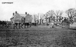 Todber, Pigeon House Farm 1918