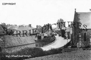 East Knoyle, High Street c1930