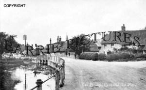 Codford St Mary, The Bridge c1917