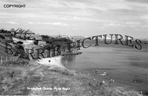Wyke Regis, Sandsfoot Castle c1950