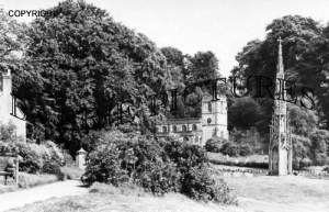 Stourhead, The Church c1950