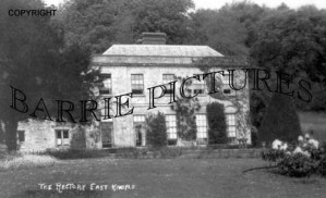 East Knoyle, The Rectory c1940
