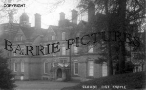 East Knoyle, Clouds House c1940
