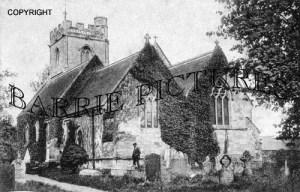 Fovant, The Church c1914
