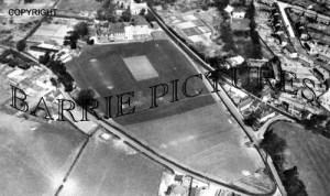 Shaftesbury, The Grammar School c1930
