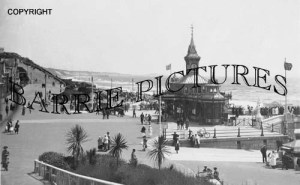 Bournemouth, Pier Approach 1910