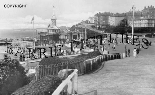 Bournemouth, Pier Approach c1920