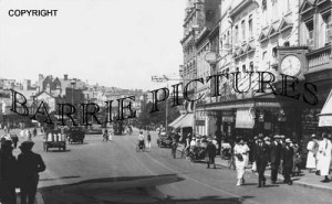 Bournemouth, Old Christchurch Road 1920