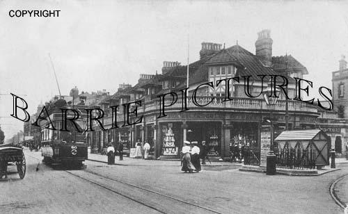 Westbourne, 1910
