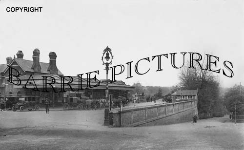 Bournemouth, West Station 1925