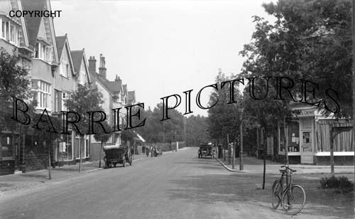 Canford Cliffs, The Village 1920