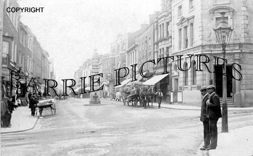 Dorchester, Cornhill 1890