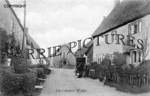 Wylye, The Chequers c1890