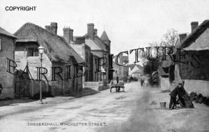 Ludgershall, Winchester Street c1890
